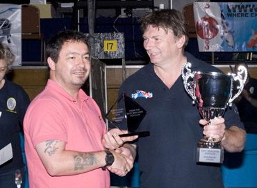 2010 open show East Middlands winner Wayne Taylor