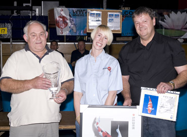 2010 open show GC winner Paul Williams